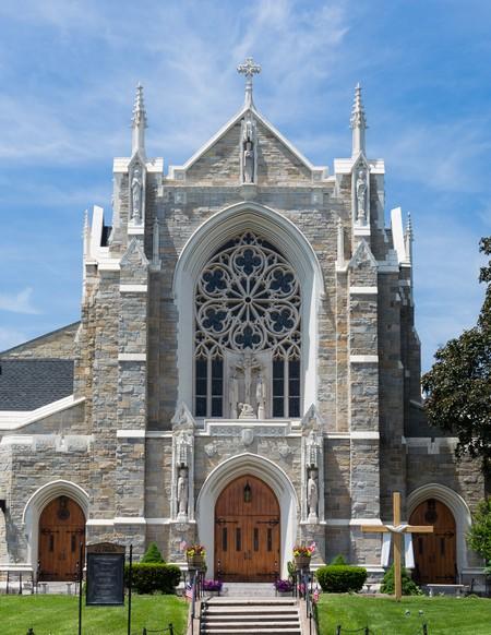 St. Paul R. C. Church - Home